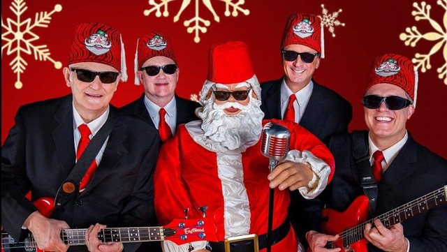 Big Fez and the Surfmatics - Surfin Christmas Party!