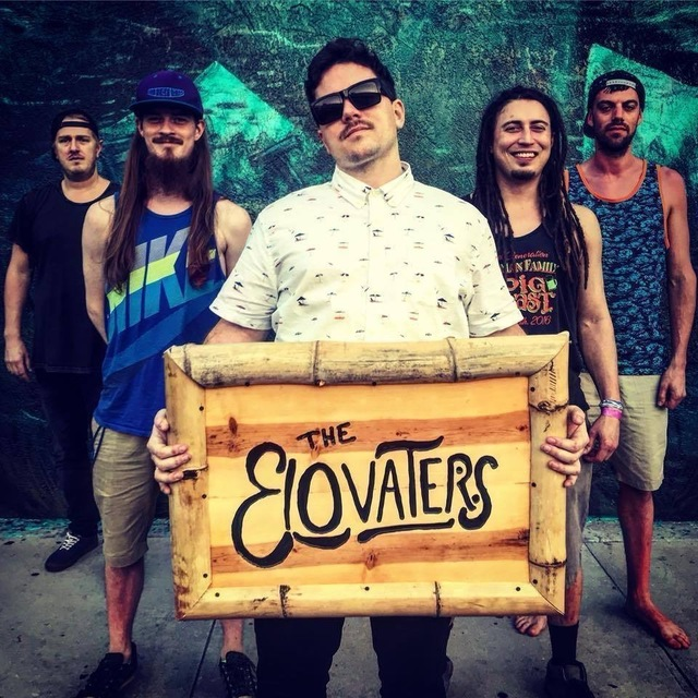 The Elovaters w/s/g Mixed Roots Reggae