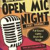 Open Mic with Leslie Barkman
