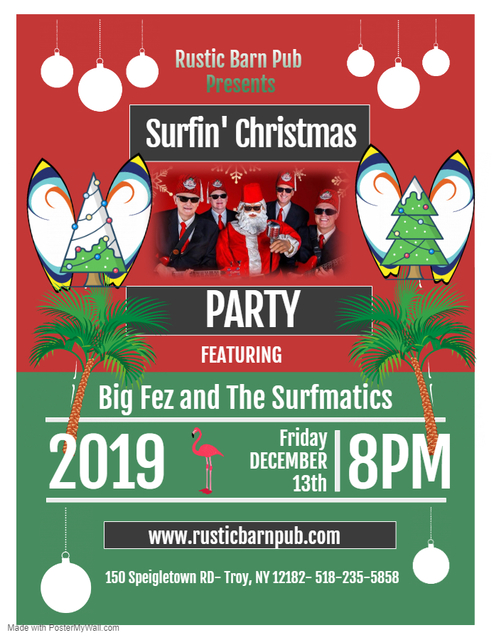 Big Fez and The Surfmactics