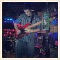 Evan Lewis w/ The Mike McMann band 1-10-14