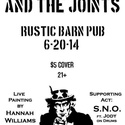 Brian LaPoint &the Joints flyer 6/20/14