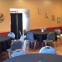 Banquet Room - <p>This Room is located upstairs and is free to use with food purchase for your next party or meeting.  Call 235-5858 to reserve or Email Jody,  rustic150barnpub@hotmail.com</p>